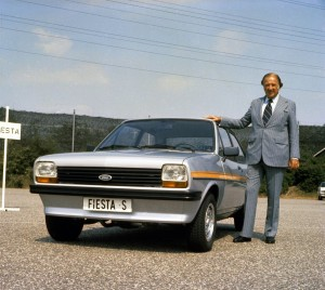 1976 Henry Ford II and Fiesta S_V2