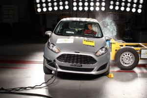 Ford Achieves Industry-Leading 6 Euro NCAP Advanced Rewards - and 5-Star Ratings for New Kuga and New Fiesta