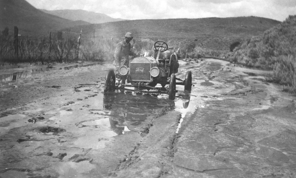 1909 Transcontinental Race