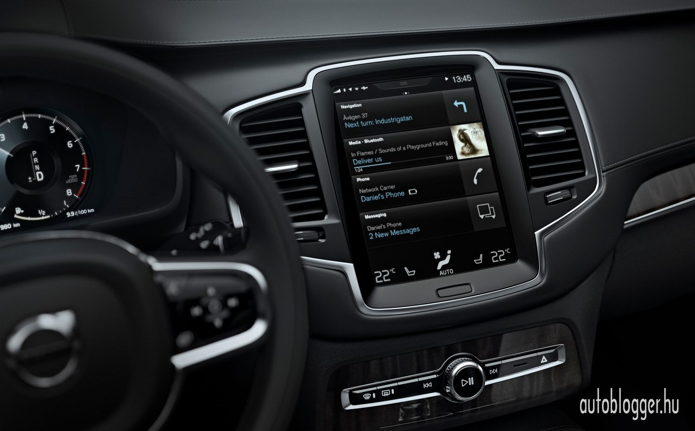 The all-new Volvo XC90 - Sensus
