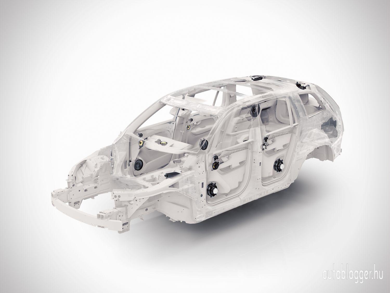 The all-new Volvo XC90 - Audio