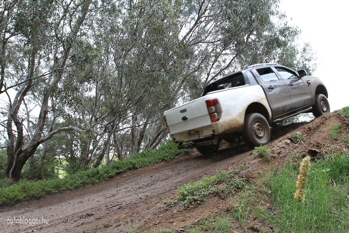 Ford Ranger Off-road Companion