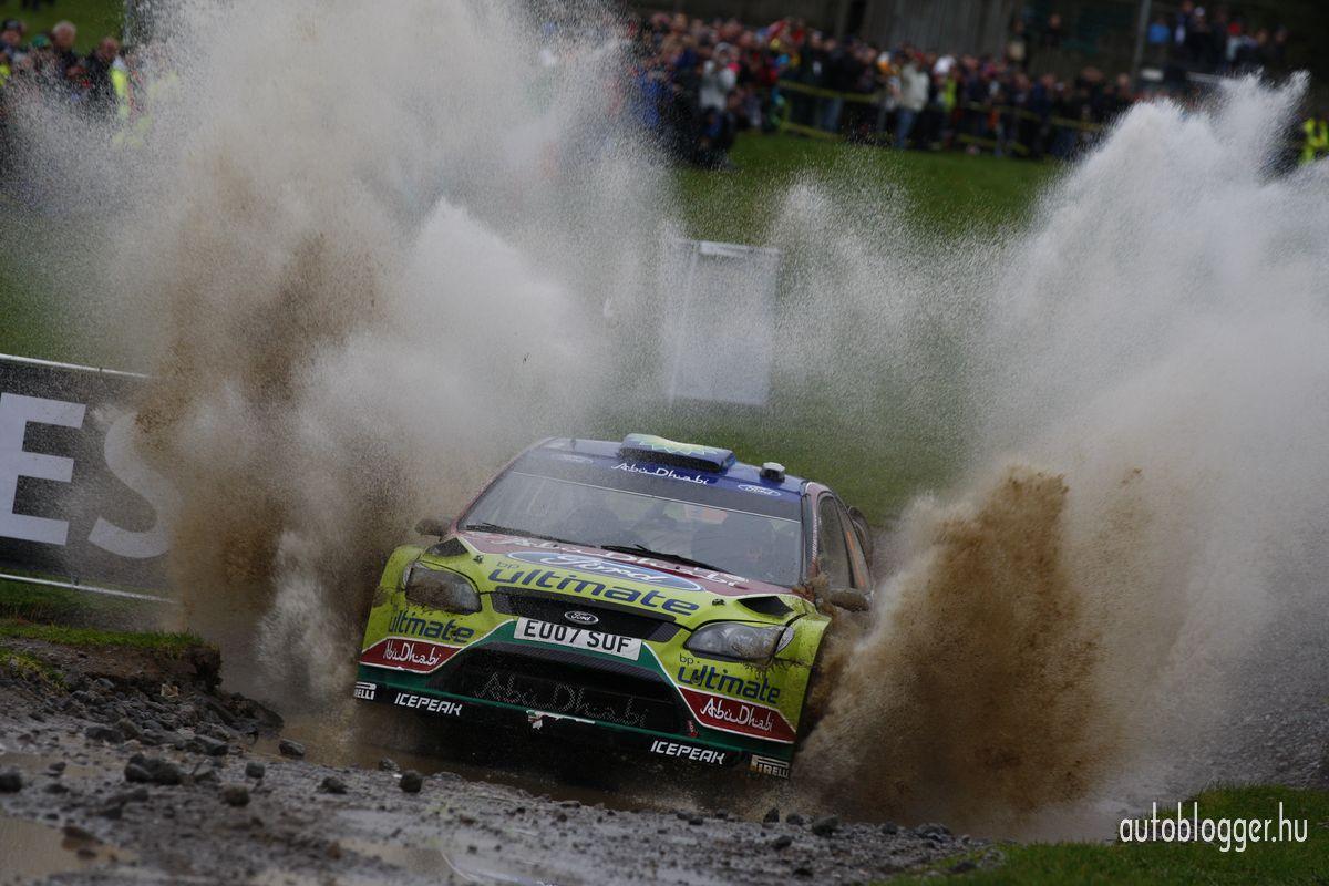 2010 Wales Rally GB